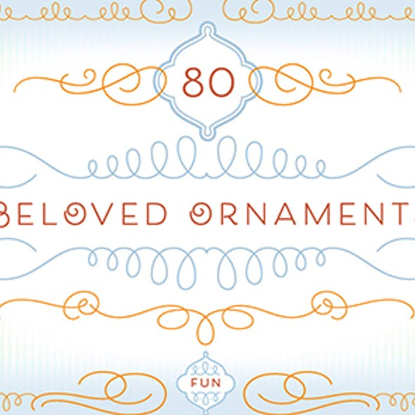 Ornament Dingbat Fonts from GraphicRiver
