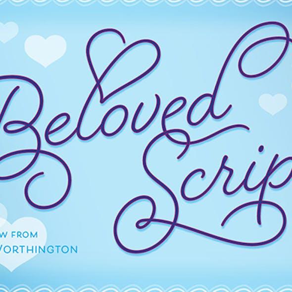 Beloved Script Regular