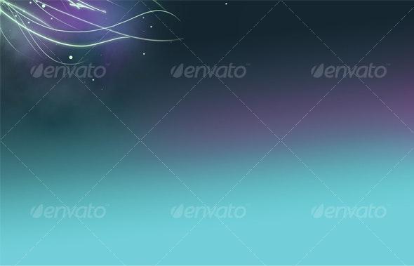 Cloud Gradient Background - Backgrounds Graphics