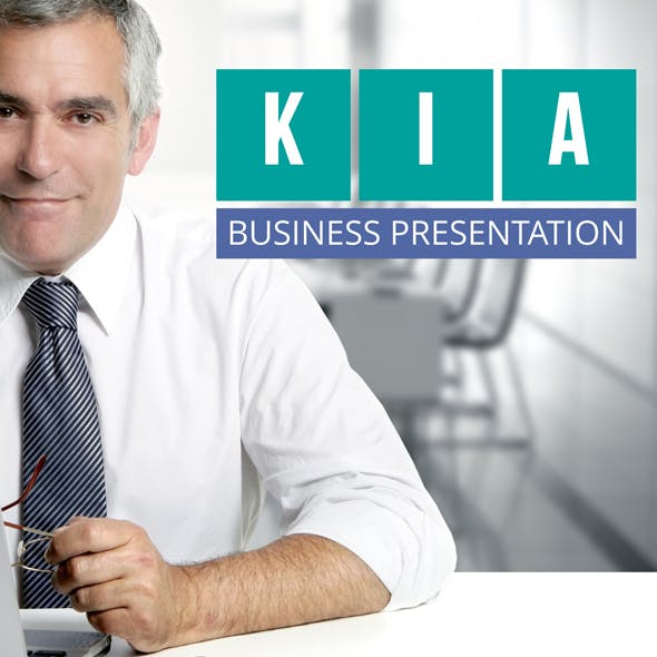 Kia PowerPoint Template