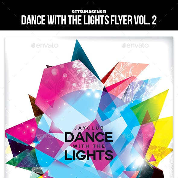Dance with the Lights Flyer Vol. 2