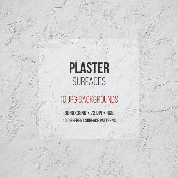 Plaster Surfaces
