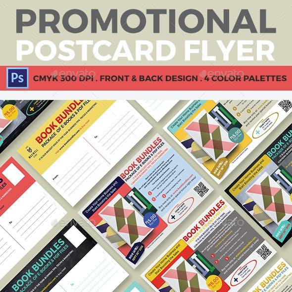 Promotional Postcard Flyer