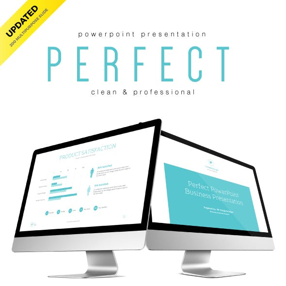 Multipurpose PowerPoint Presentation (Vol. 10)