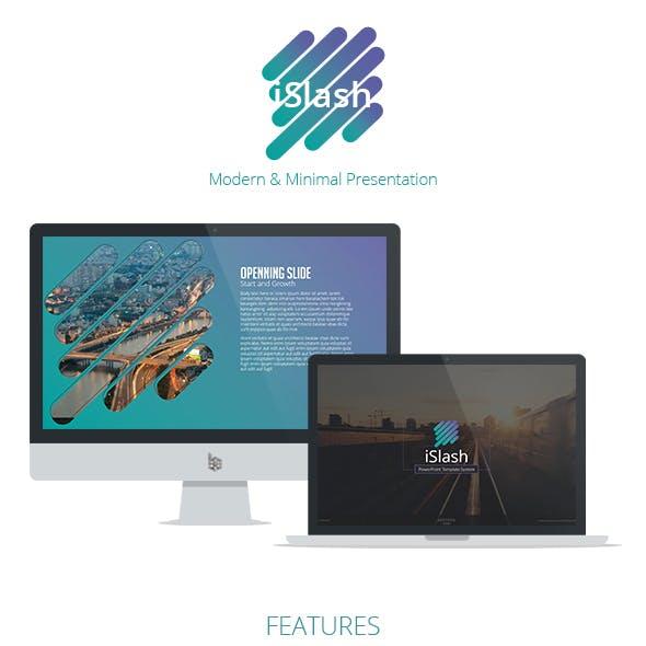 iSlash - PowerPoint Templates