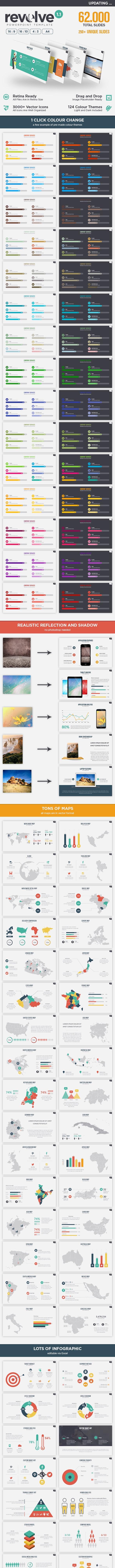 Revolve - Multipurpose Powerpoint Template - Business PowerPoint Templates