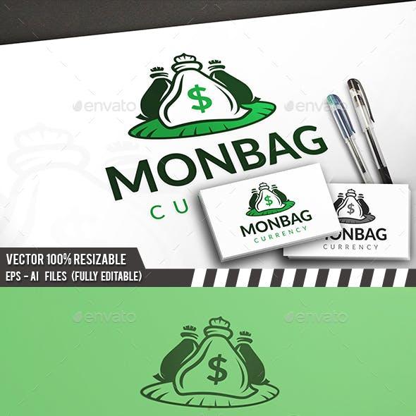 Money Bag Logo
