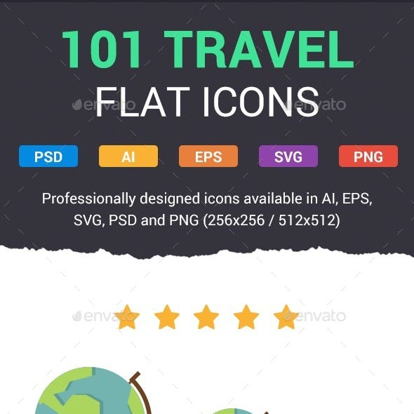 Traveling Icons