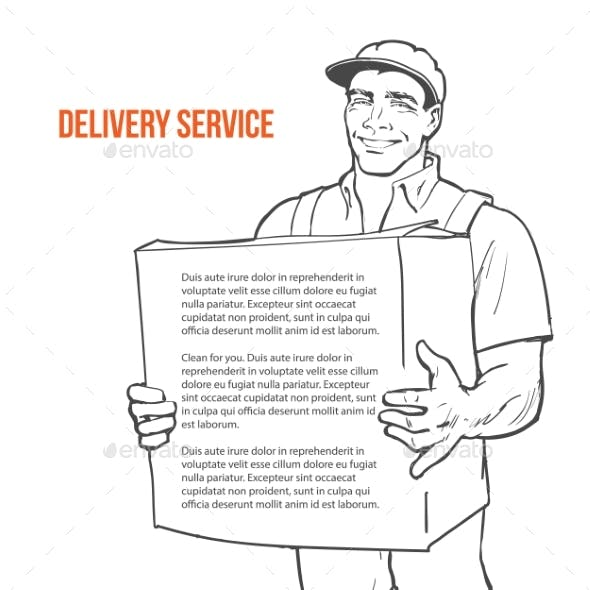 Delivery of Goods Moving Companies