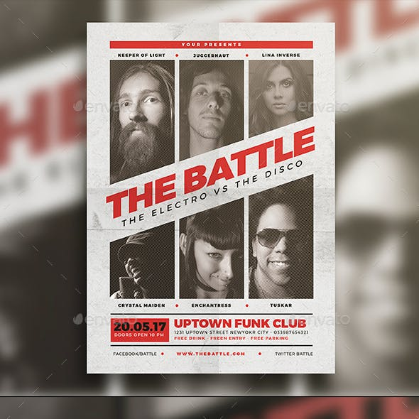 The Battle Flyer