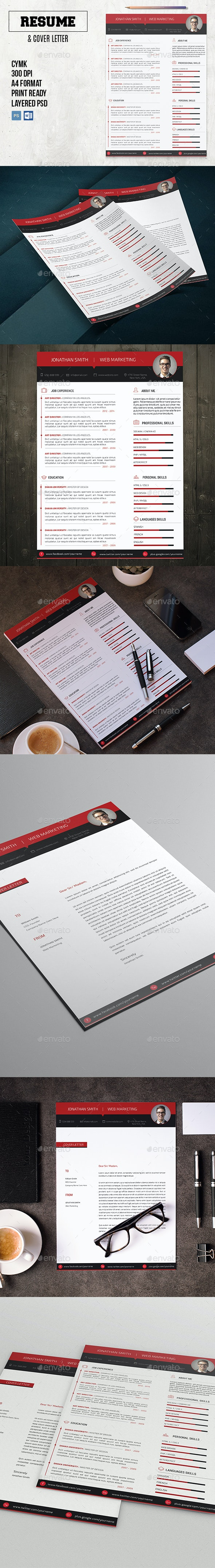 The Resume And Cover Letter  - Resumes Stationery