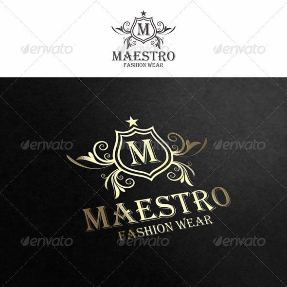 Maestro Logo Template