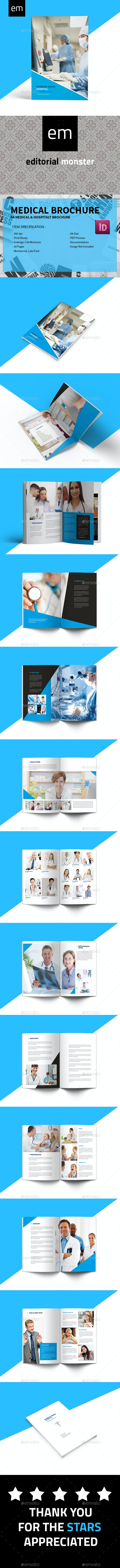 Medical Care and Hospital Brochure - Corporate Brochures