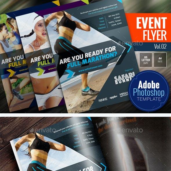 Event Flyer Vol.02
