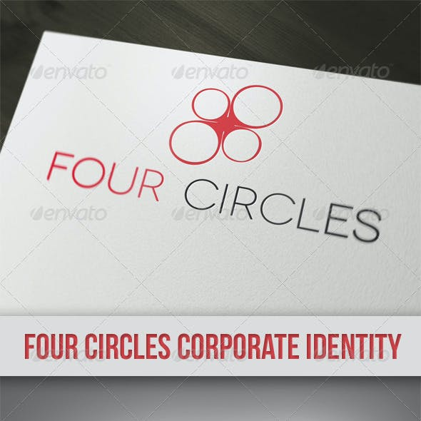 Four Circles Corporate Identity