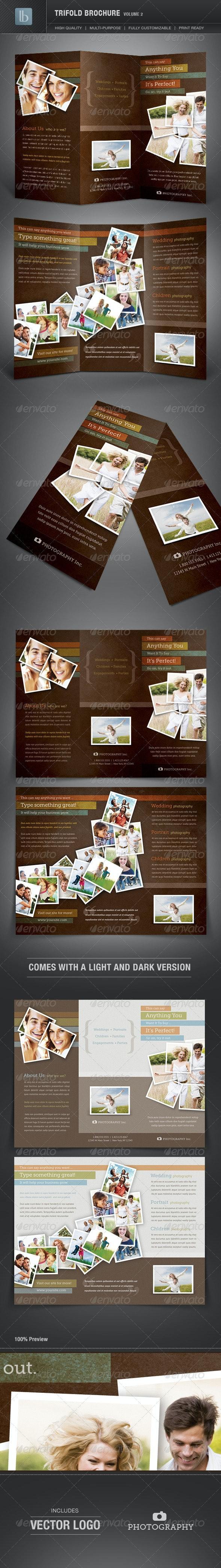 Trifold Brochure   Volume 2 - Corporate Brochures