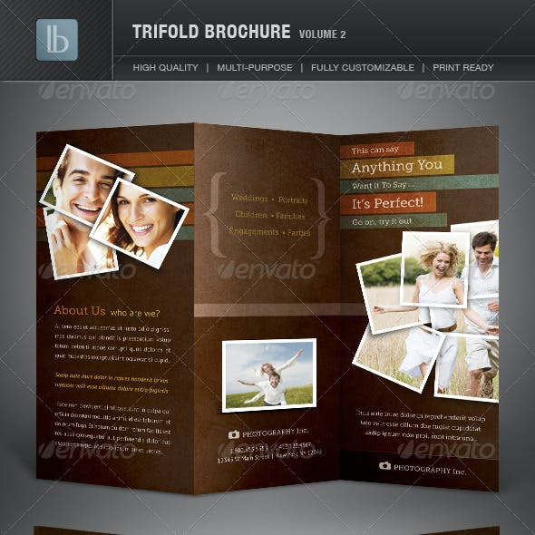 Trifold Brochure | Volume 2