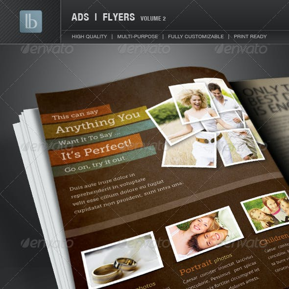 Ads | Business Flyers | Volume 2