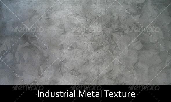 Industrial Metal Texture - Metal Textures