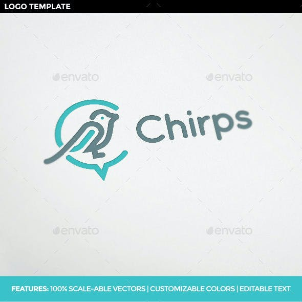 Chirps Logo