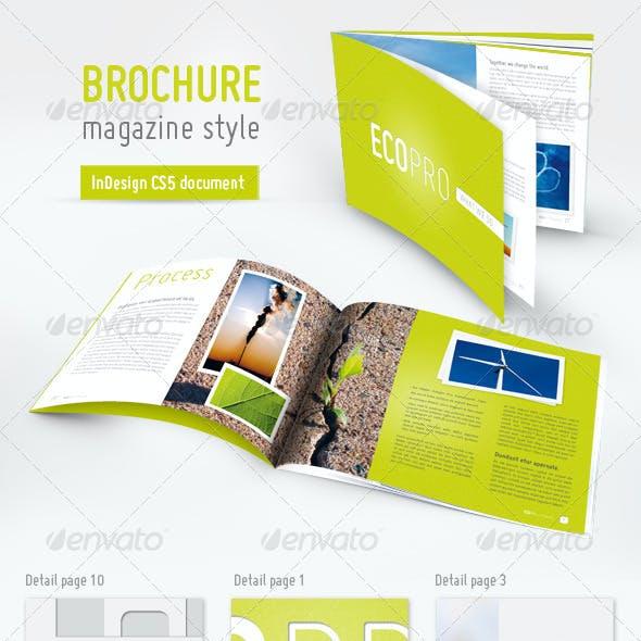 Brochure EcoPro