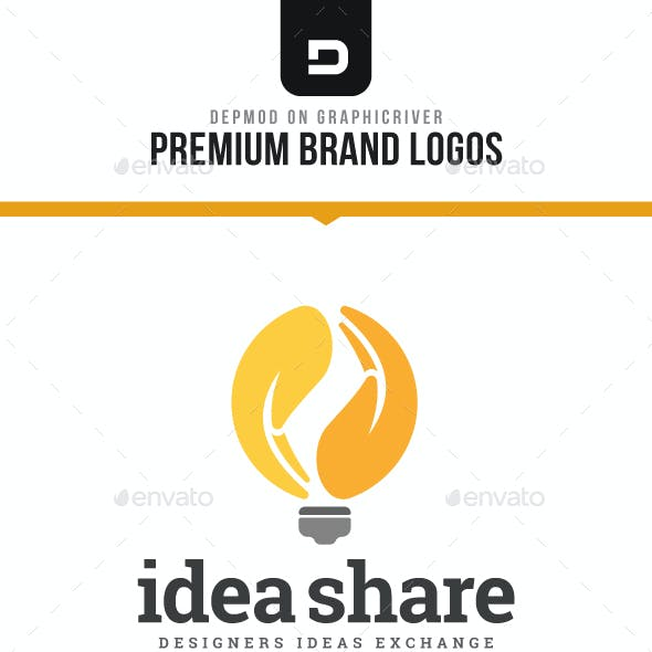 Idea Share Logo