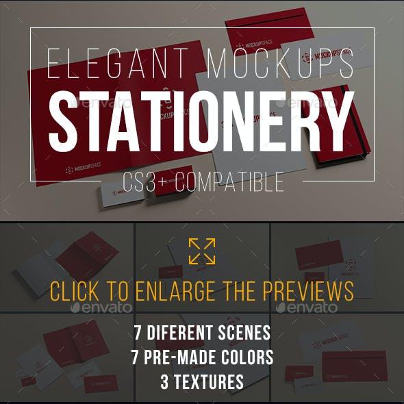 Elegant Stationery Brand