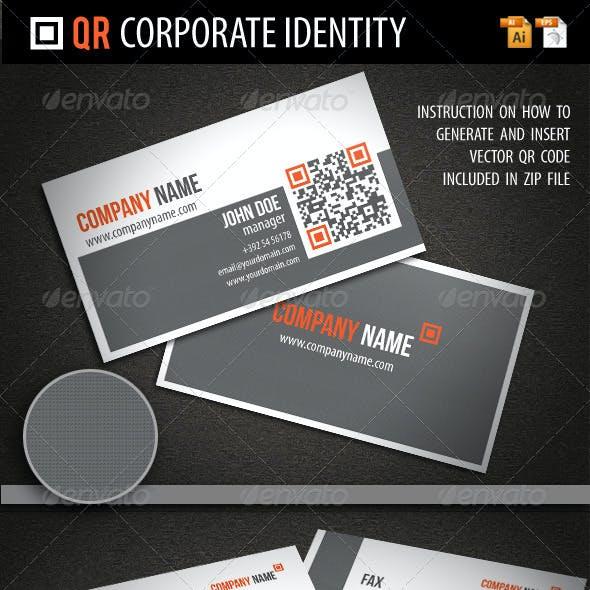 QR Corporate Identity