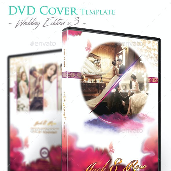 Wedding DVD Cover - Flowa