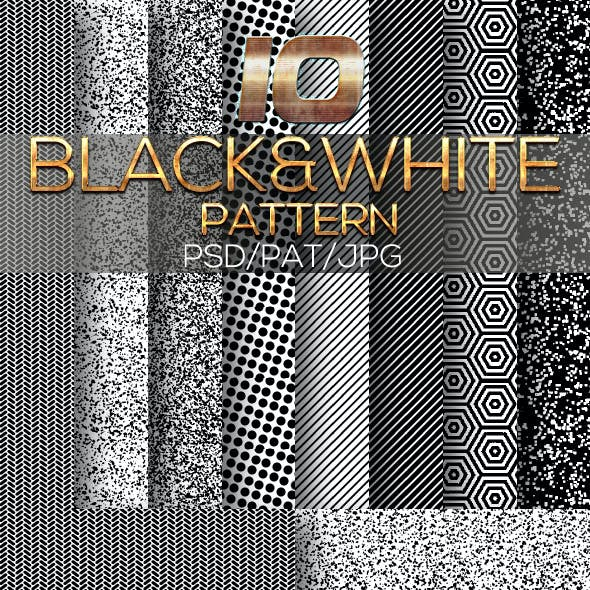 10 Pattern Vol 001