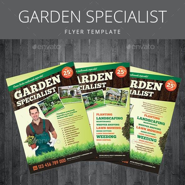 Garden Specialist