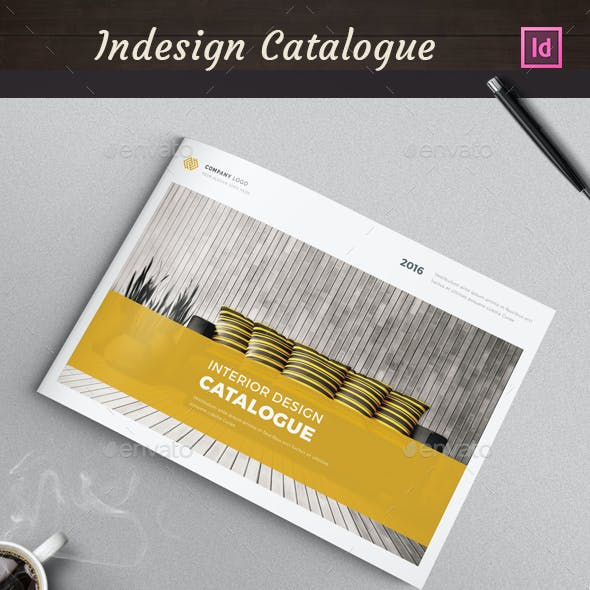 Multipurpose Brochure / Catalogue Template