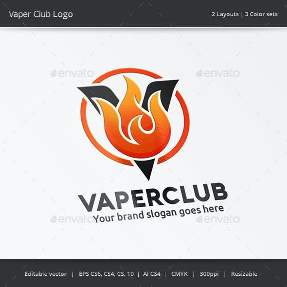Vaper Club Logo