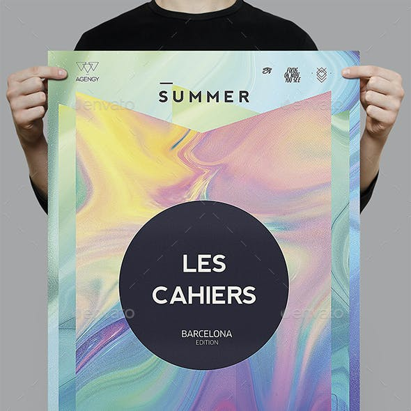 Summer Club Poster