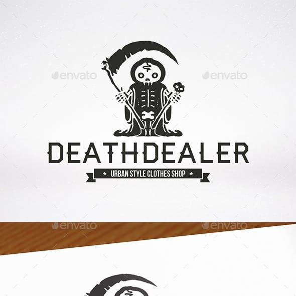 Death Dealer Logo Template