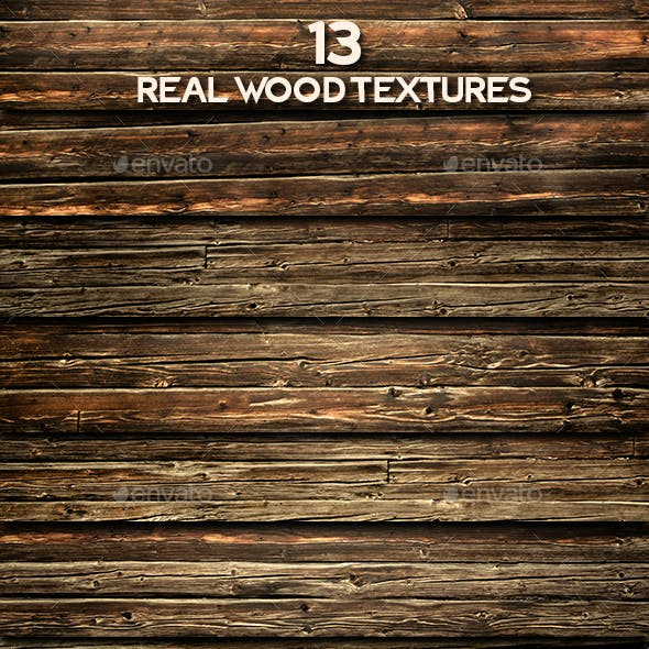 Real Wood Textures