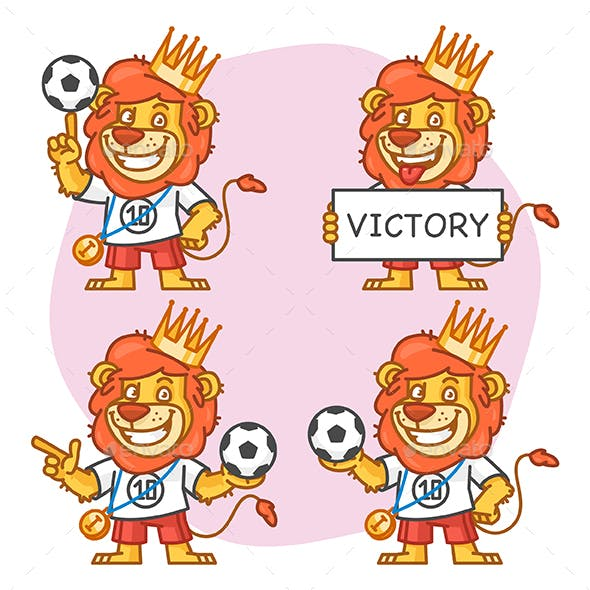 Lion Footballer Part 3