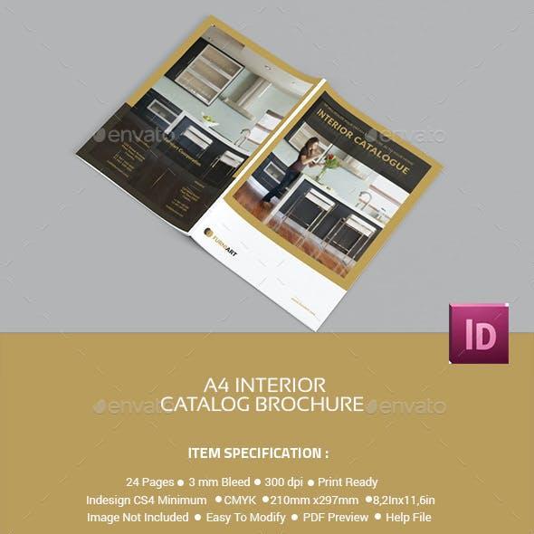 A4 Interior Catalogue