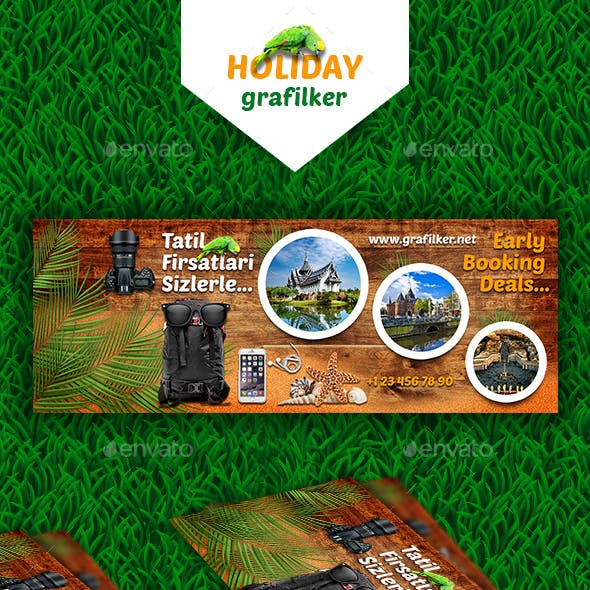 Travel Agenty Cover Templates