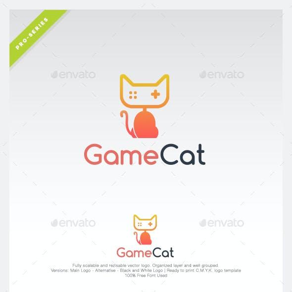 Game Cat Logo