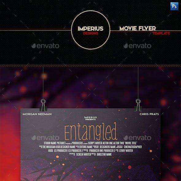 Entangled Movie Flyer