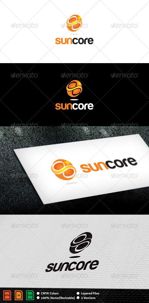 Sun Logo Template - Nature Logo Templates
