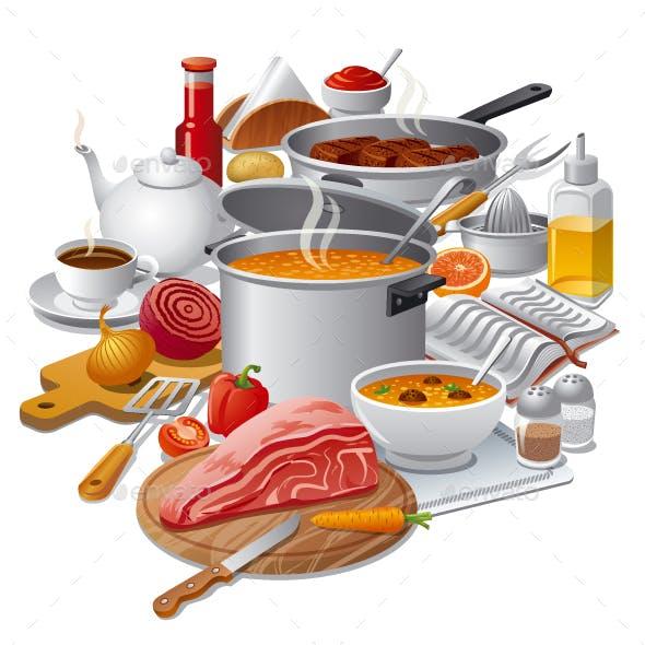 Cooking Meals