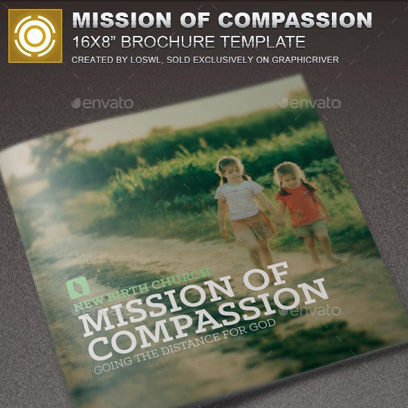 Mission of Compassion Church Brochure