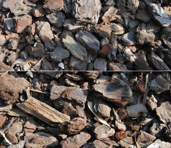 Small Bark - Wood Textures
