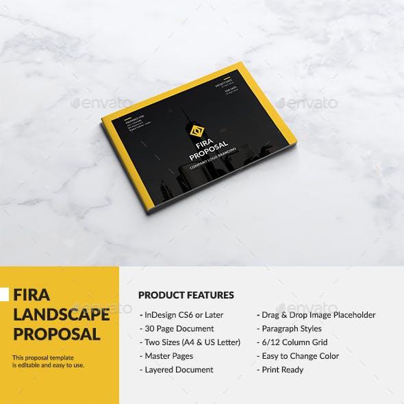 Fira Landscape Proposal