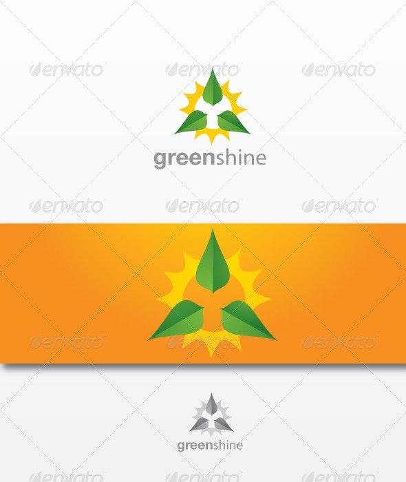 Greenshine - Nature Logo Templates