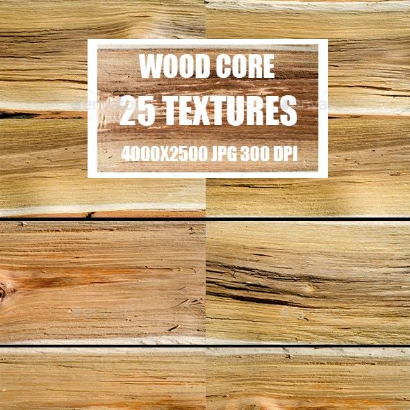 Wood Core Textures