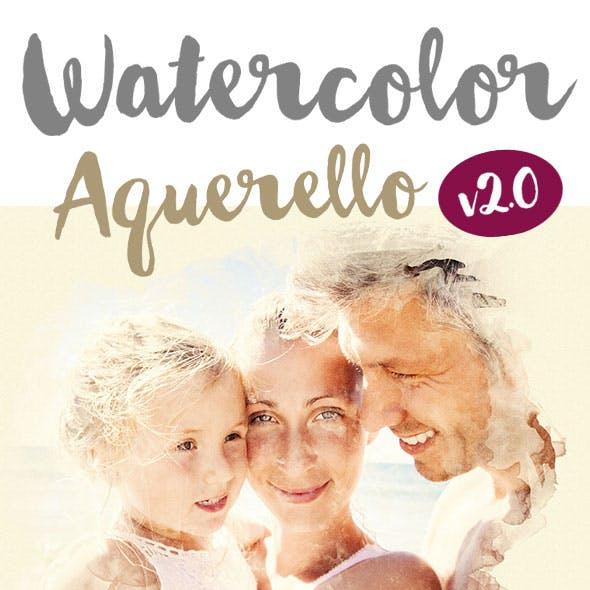 Watercolor Aquerello
