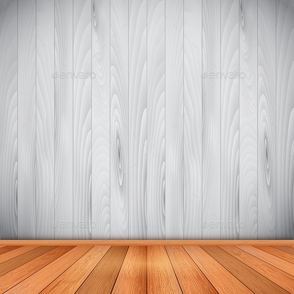 Wooden Wall and Floors - Buildings Objects